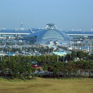 Business Class Flights To Incheon Airport