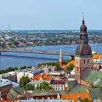 Fly into Riga on a Business Class Flight