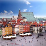 Business Class Flights To Warsaw