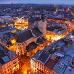 Business Class Flights To Lviv