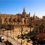 Business Class Flights to Seville, Spain